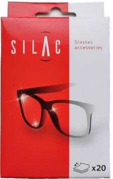 Poetsdoekjes voor brillen