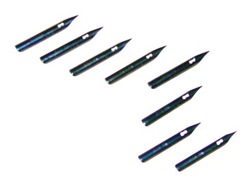 Conté tekenpenhouder Atome vervangpen, doos van 12 stuks