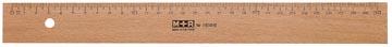 M+R lat uit hout 30 cm