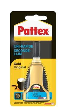 Pattex secondelijm Gold Original
