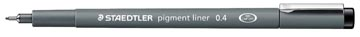 Staedtler fineliner Pigment Liner 0,4 mm