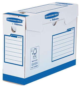 Bankers Box Basic archiefdoos Heavy Duty, ft A4+, rug van 10 cm