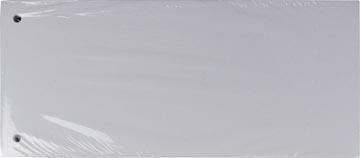 Pergamy verdeelstroken, pak van 100 stuks, wit