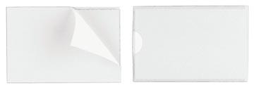 Durable Pocketfix ft 57 x 90 mm, zakje van 10 stuks