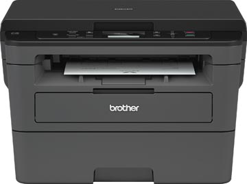 Brother compacte 3-in-1 mono laserprinter DCP-L2510D