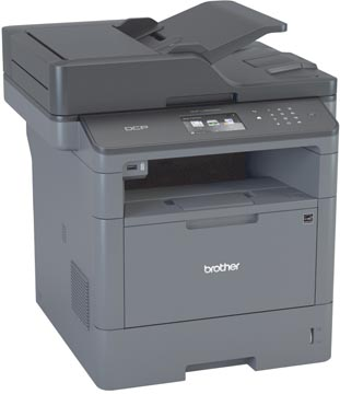 Brother zwart-wit laserprinter 3-in-1 DCP-L5500DN