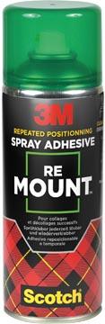 3M Re Mount Spray